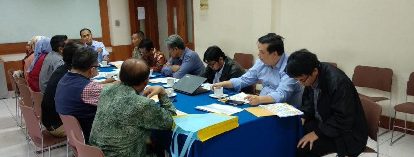 Rapat Pleno Dosen PPAk & MAKSI Semester Genap 2018/2019