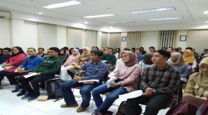 Pertemuan Mahasiswa Baru Program Ppak & Maksi Semester Ganjil Ta 2019/2020